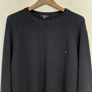 Burberry Navy wool sweater